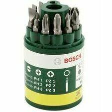 Sada šroubovacích bitů Bosch Promoline 10 ks