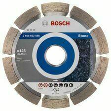 Kotouč řezný diamantový Bosch Standard for Stone 125×22,23×1,6×10 mm