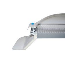 Střešní světlík kopule pevná DEKLIGHT ACG HS/PC 25 opál A=70x100
