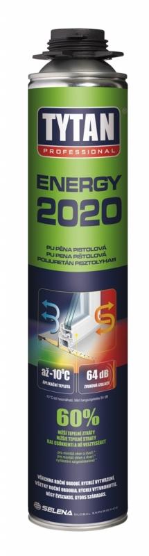 Montážní pěna TP-ENERGY 2020 750 ml, pistolová