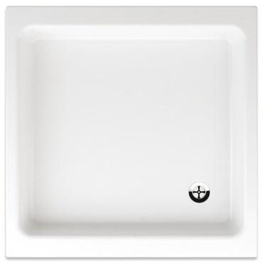 Vanička sprchová čtverc. Teiko STEFANI 800×800×100 mm akryl
