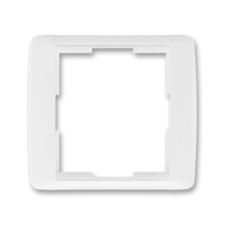 Rámeček jednonásobný Element bílá