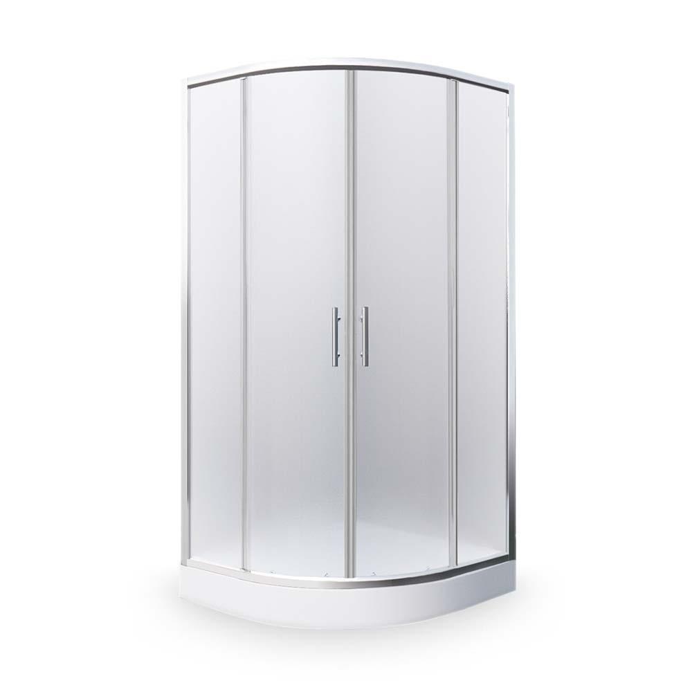 Čtvrtkruhový sprchový kout HOUSTON NEO 80 R550