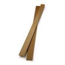 Lišta dřevoplastová DŘEVOplus PROFI oak 60×10×2000 mm