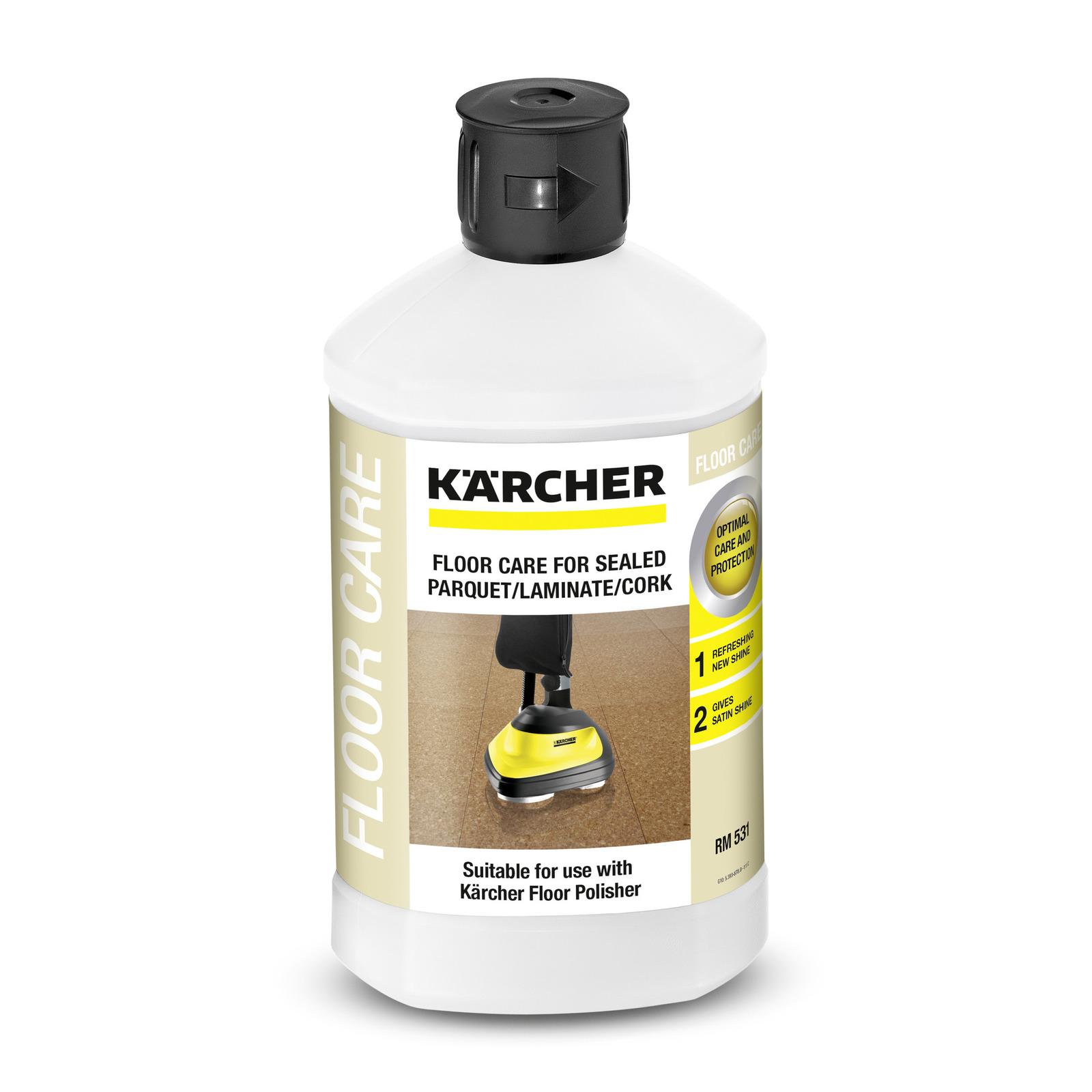 Péče podlahová péče (parkety uzamčené, lamino) Kärcher (FP 303) 1 l