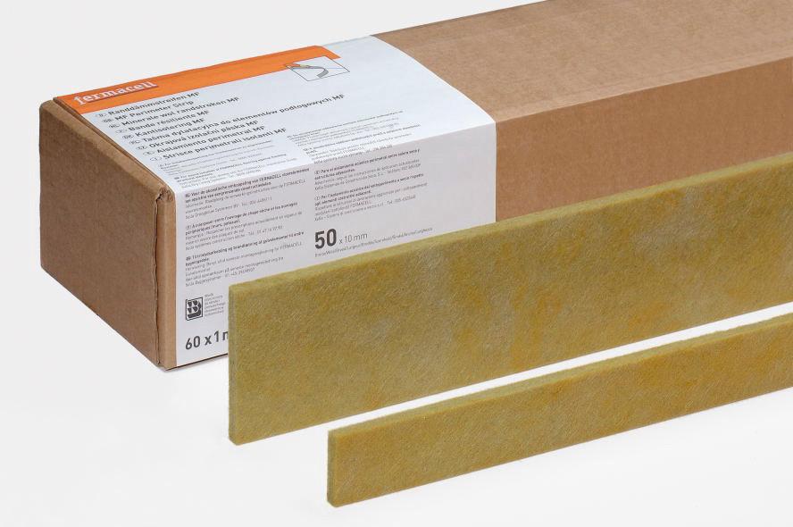 Okrajová izolační páska z minerální vlny Fermacell (100x10) mm 30 bm/bal