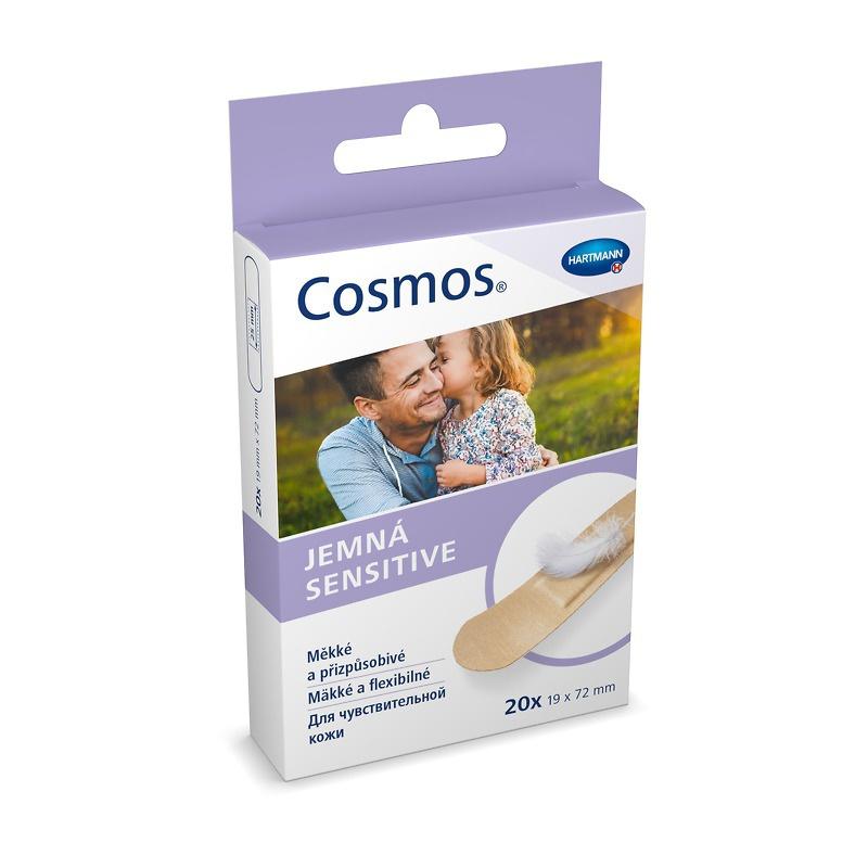 Náplast jemná COSMOS 20 ks, cena za ks
