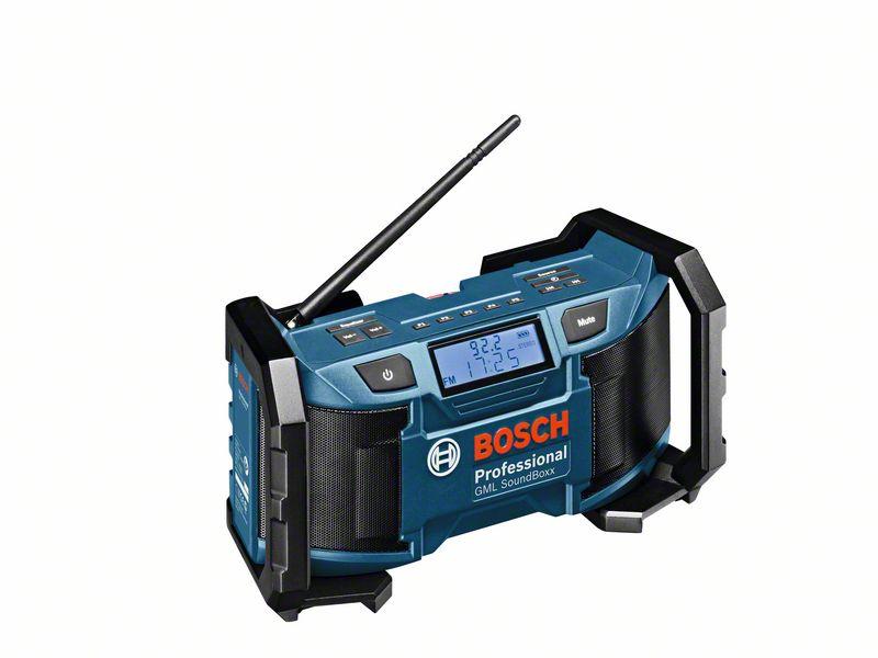 Rádio GML 14,4/18V Li SoundBoxx Pro