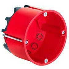 Krabice přístrojová protipožární KAISER HWD 68, 49 mm