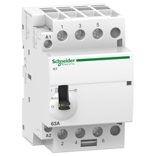 Stykač Schneider Acti 9 iCT A9C21843, 40 A, 230 V, 3 S, MO