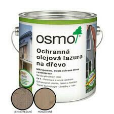 Lazura olejová ochranná Osmo Effekt 1140 stříb. akát 0,75 l