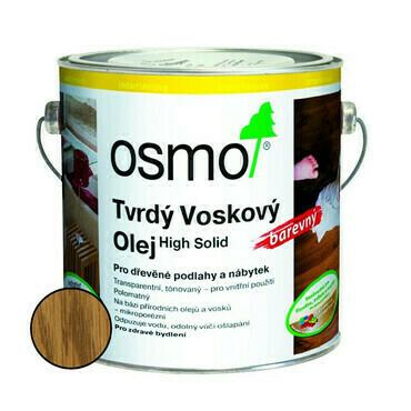 Olej tvrdý voskový Osmo 3072 jantar 0,75 l