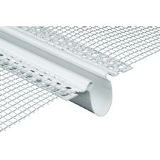 Profil dilatační průběžný ETICS PVC s tkaninou
