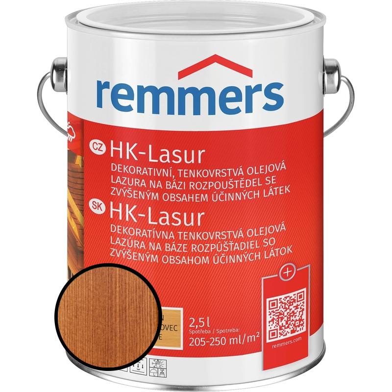Lazura na dřevo RemmersHK Lasur teak 5 l