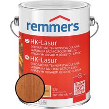 Lazura na dřevo Remmers HK Lasur teak 2,5 l