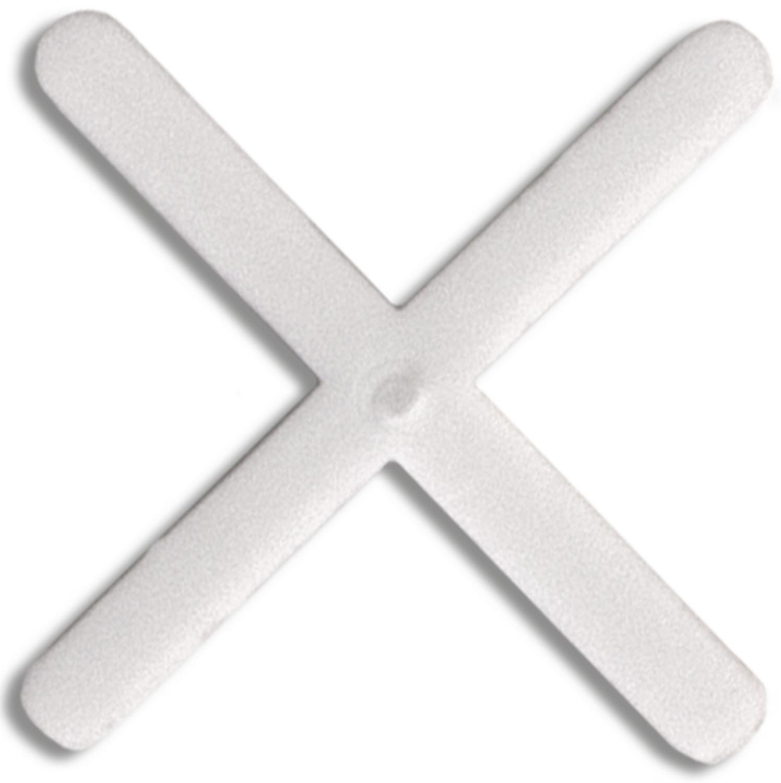 Křížky RUBI 2 mm 300 ks