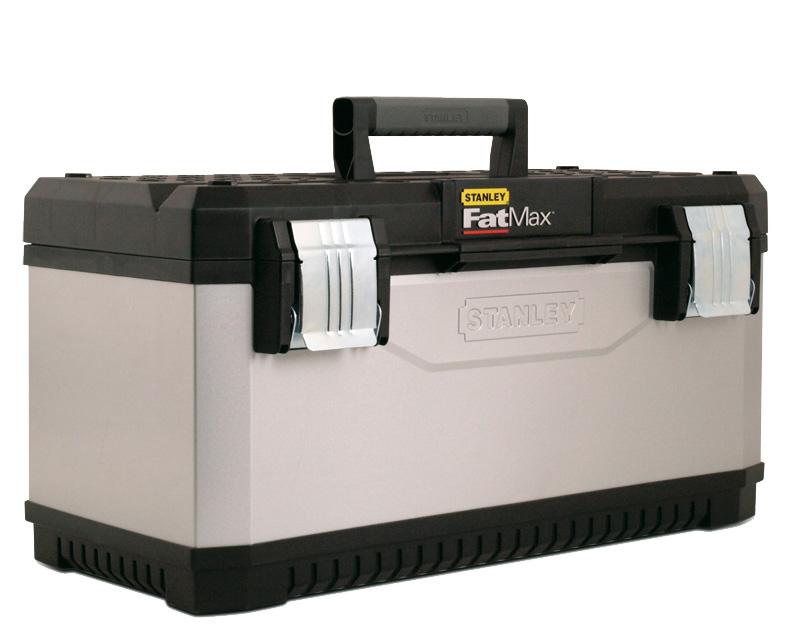 Kovoplastový box na nářadí FatMax (49,7x29,3x29,5) cm