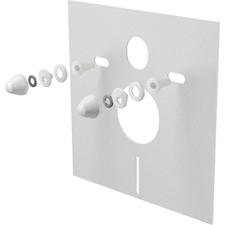 Izolační deska Alcaplast M930 pro závěsné WC a bidet