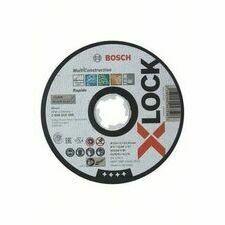 Kotouč řezný korundový Bosch Rapido Multi Construction X-LOCK 125×22,23×1 mm 25 ks