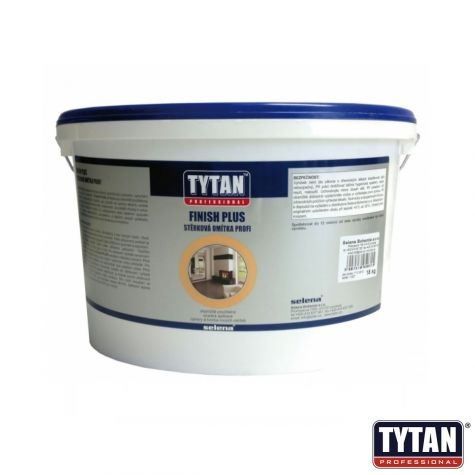 Stěrková omítka TYTAN Finish Plus, 5 kg