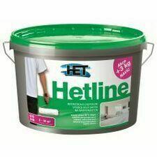 Malba interiérová HET Hetline bílá, 15+3 kg