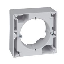Krabice nástěnná Schneider Sedna, polar, jednonásobná