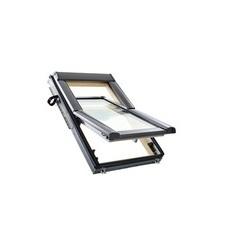Okno střešní Roto Designo R66EH WD 7/14 Al kyvné