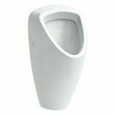 Urinál Laufen CAPRINO vnitřní přívod vody, včetně instalační sady