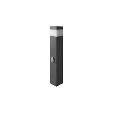 Svítidlo E14 sloupek se zásuvkou Panlux Gard 60 W