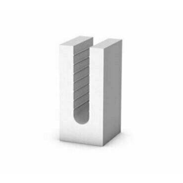 Vápenopískový U překlad SENDWIX 2DF-U příčkový 125×115×240 mm
