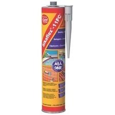 Tmel polyuretanový Sikaflex-11 FC+ 600 ml šedý
