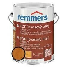 Olej terasový Remmers TOP douglaska, 2,5 l