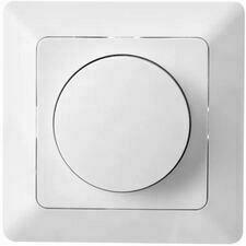 Stmívač LED otočný 3–60 W Emos
