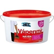 Malba vápenná HET vápenný nátěr bílá 12+3 kg