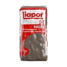 Kamenivo keramické Liapor 1-4 mm  50 l