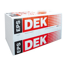Fasádní polystyren DEK EPS 70F 240 mm(1000x500 mm)