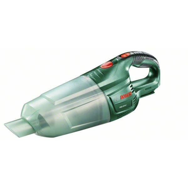 Lithium-iontový akumulátorový ruční vysavač Bosch PAS 18 LI (bez AKU)