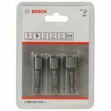 Klíče nástrčné Bosch Extra-Hart 8/10/13×50 mm 3 ks