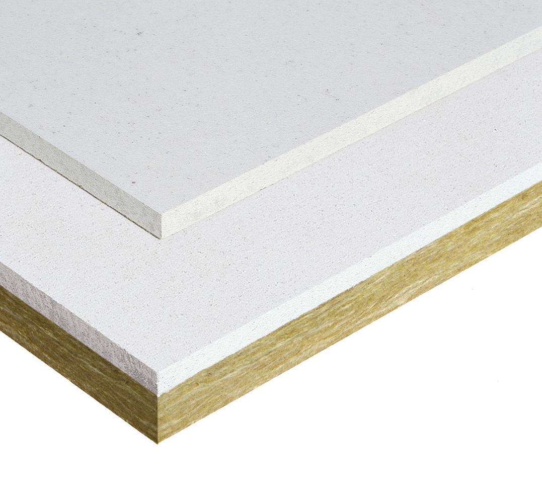 Podlahová sádrovláknitá deska Fermacell E20 s izolací 2E32 (1500x500x30) mm