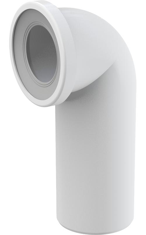 Dopojení k WC koleno 90° A90-90