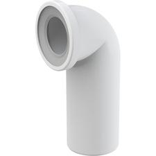 Připojení Alcaplast A90 k WC, koleno 90°