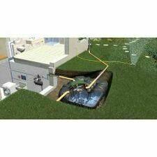 Sestava nádrže na dešťovou vodu Graf Platin Eco Plus, 3000 l