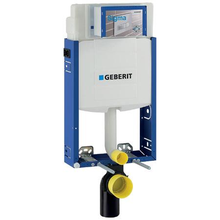Prvek montážní pro závěsné WC Geberit KOMBIFIX 110.302.00.5
