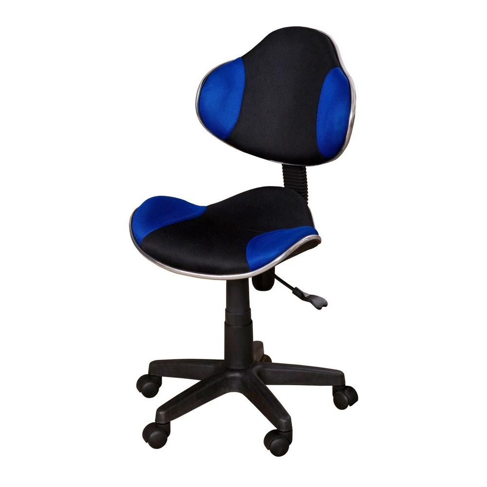 Kancelářská židle JAMES modrá, cena za ks