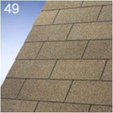 Šindel asfaltový IKO Superglass 3 Tab 49 earthtone cedar VÝPRODEJ