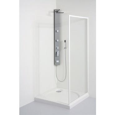 Zástěna sprchová Teiko BSSP 900 mm pearl