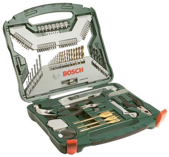 Sada nářadí Bosch X-Line titan (103 ks/sada)