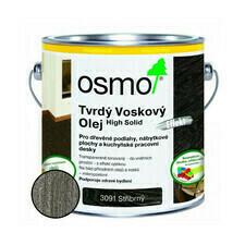 Olej tvrdý voskový Osmo Effekt 3091 stříbrný 2,5 l