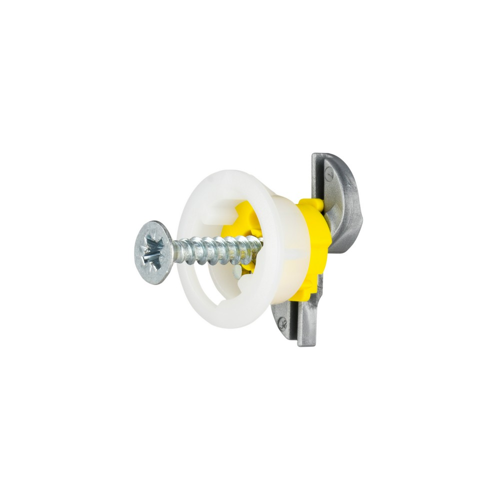 Šrouby do SDK GripIt žlutý 15 mm (4 ks/bal.)