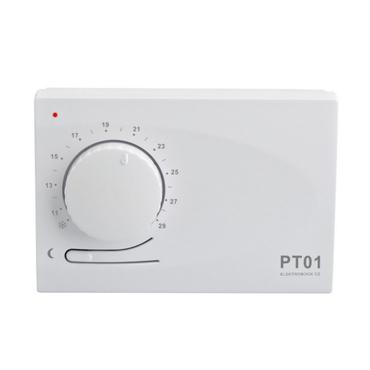 Termostat prostorový ELEKTROBOCK PT01